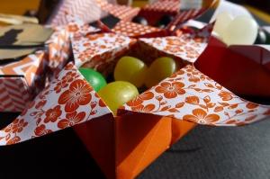 boite à bonbon origami
